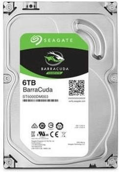 Seagate BarraCuda 6TB (ST6000DM003)