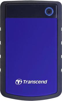 Transcend StoreJet 25H3B USB 3.0 4TB