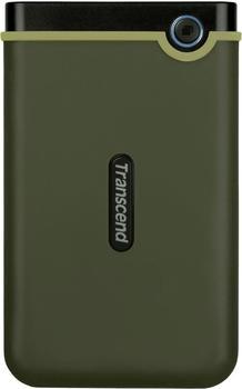 Transcend StoreJet 25M3 USB 3.0 1TB Military Green