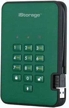 iStorage diskAshur2 1TB grün