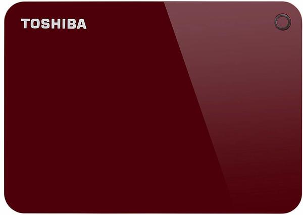 Toshiba Canvio Advance 1TB rot