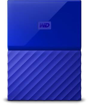 Western Digital My Passport 2TB blau (WDBS4B0020BBL)