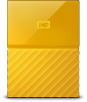 Western Digital My Passport 2TB gelb (WDBS4B0020BYL)