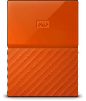 Western Digital My Passport 2TB orange (WDBS4B0020BOR)