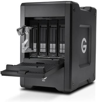 GTECH G-Technology Externe SSD Festplatte 16TB G-Speed Shuttle SSD Schwarz Thunderbolt 3