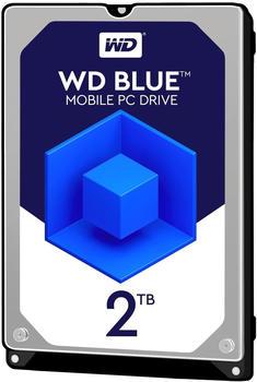 Western Digital Blue Mobile SATA 2TB (WD20SPZX)