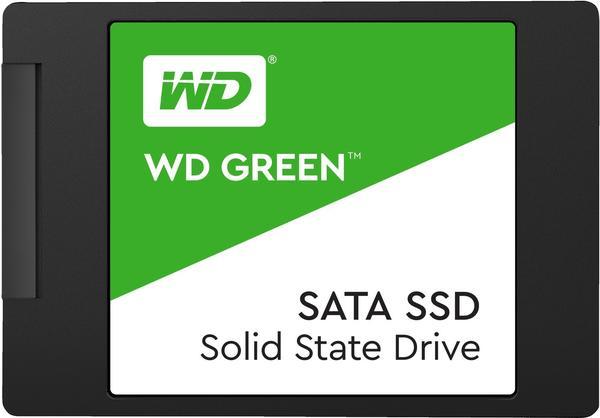 Western Digital Green SSD 2.5