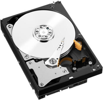 Western Digital Interne Festplatte 8.9cm (3.5 Zoll) 8TB Red™ Bulk WD80EFAX SATA III