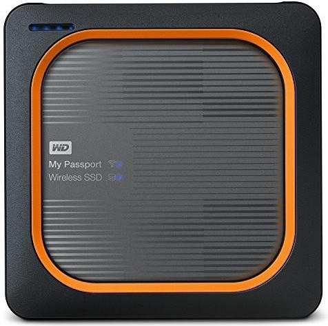 Western Digital My Passport Wireless SSD 250GB