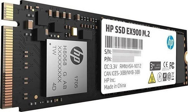 HP EX900 250GB M.2 (2YY43AA)