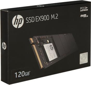 HP EX900 - SSD Festplatte 120GB Schwarz