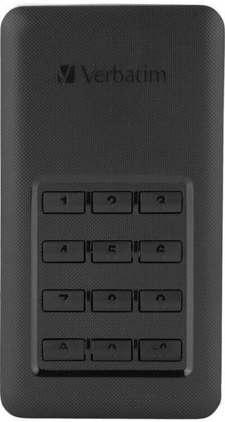 Verbatim Store 'n' Go Secure SSD 256GB