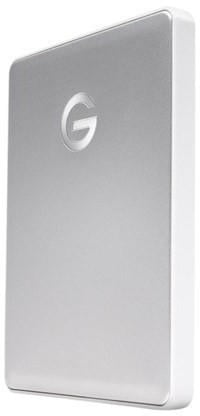 G-Technology G-DRIVE mobile USB-C 2TB Silber