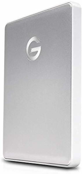 G-Technology G-DRIVE mobile USB-C 1TB Silber (0G10264)