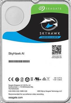 "Seagate SkyHawk AI ST4000VE001 - Festplatte - 4 TB - intern - 3.5"" (8.9 cm)"