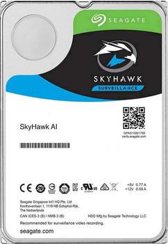 "Seagate SkyHawk AI ST6000VE001 - Festplatte - 6 TB - intern - 3.5"" (8.9 cm)"