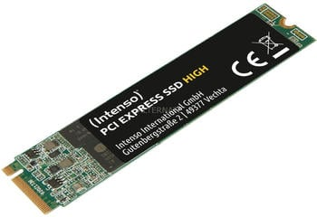 Intenso interne SSD Festplatte 120 GB PCI Express Solid State Disk