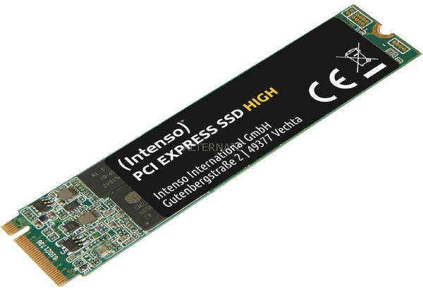 Intenso High Performance PCIe 120GB M.2