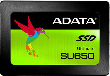 A-Data ADATA SSD 2,5 120GB SU650 520/320 75K max. (ASU650SS-120GT-R)