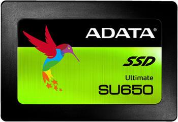 A-Data Adata SSD 240GB SU650 520/450 75K max. (ASU650SS-240GT-R)
