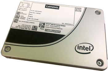 "Lenovo Intel S4510 Entry SATA 6Gb Hot Swap - SSD - verschlüsselt - 240GB - Hot-Swap - 2.5"" (6,4 cm) - 6Gb/s - 256-Bit-AES (4XB7A10247)"