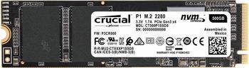 Crucial P1 500GB M.2