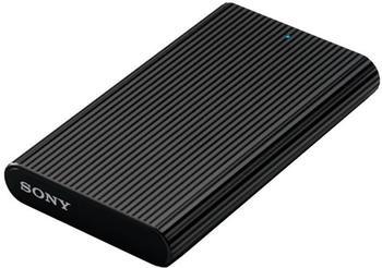 Sony SL-EG2BEU Externes SSD-Laufwerk, 240GB schwarz