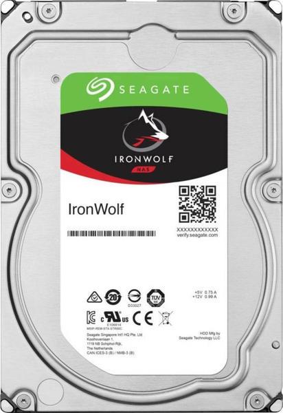 Seagate IronWolf Festplatte - - intern 3.5
