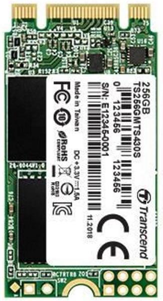 Transcend MTS430S 128GB