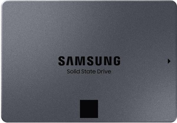 Samsung 860 QVO Interne SSD 6.35cm (2.5 Zoll) 2TB Retail MZ-76Q2T0BW SATA III