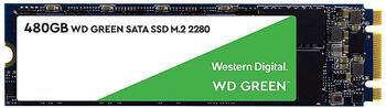 Western Digital WD Green 480 GB Serial ATA III M.2 2280