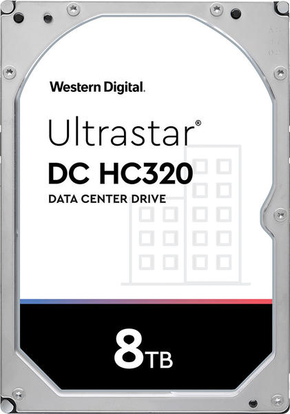 Western Digital Ultrastar DC HC550 SATA