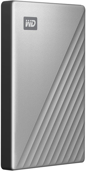 Western Digital My Passport Ultra Mac 2TB silber