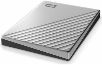 Western Digital My Passport Ultra 1TB silber (WDBC3C0010BSL)