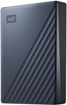 Western Digital My Passport Ultra 4TB blau (WDBFTM0040BBL)