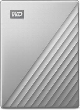 Western Digital My Passport Ultra 4TB silber
