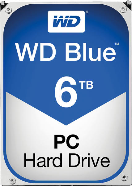 Western Digital Blue 6TB (WD60EZAZ)