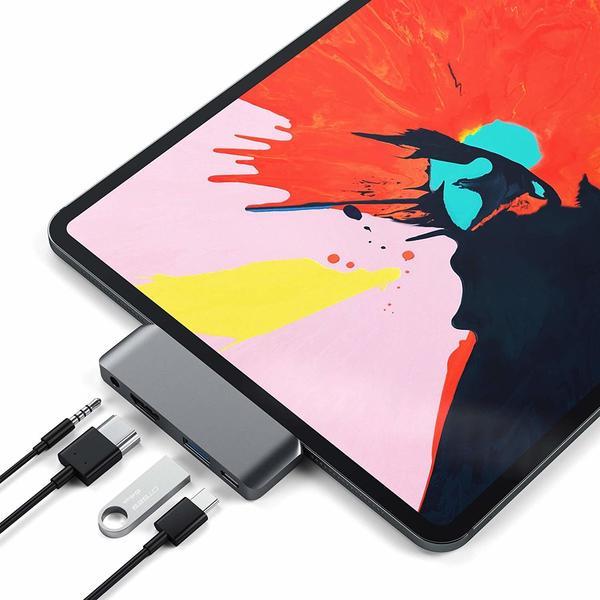Satechi SATECHI Mobile Pro USB-C grau
