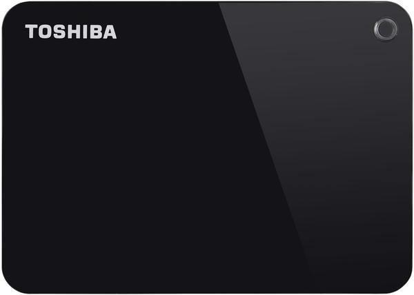 Toshiba Canvio Advance 4TB schwarz