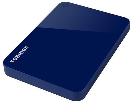 Toshiba Canvio Advance 4TB blau