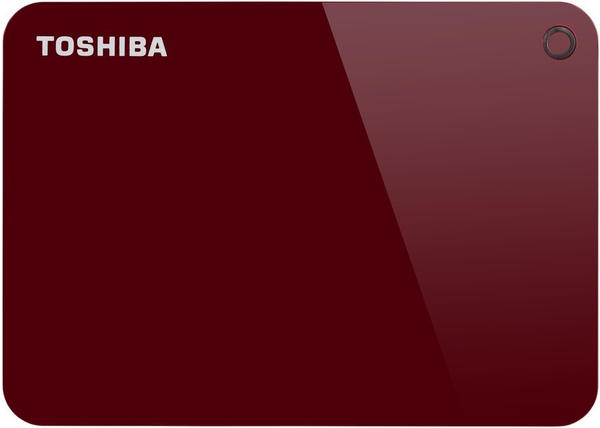 Toshiba Canvio Advance 4TB rot