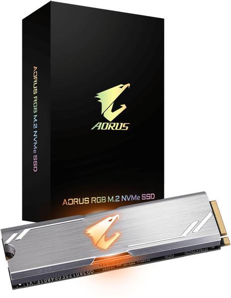 GigaByte Aorus RGB 256GB M.2