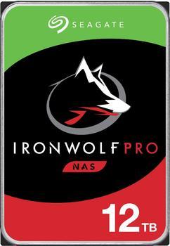 Seagate IronWolf Pro NAS HDD ST12000NE0008 12TB 7200rpm 256MB SATA600