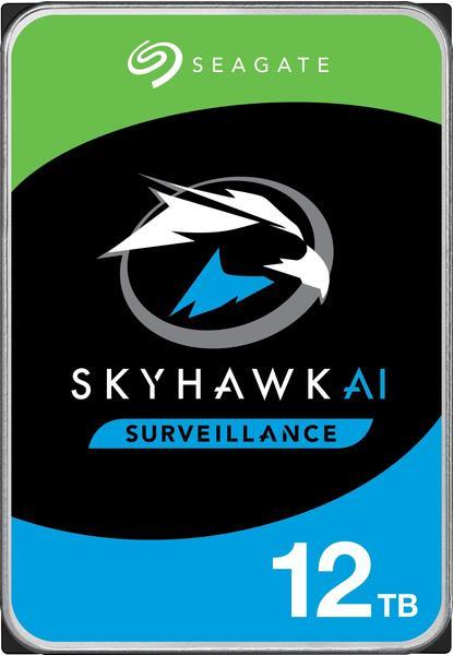Seagate SkyHawk AI ST12000VE0008 interne 3.5