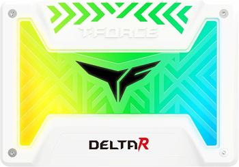 Team T-Force Delta R RGB 500GB weiss
