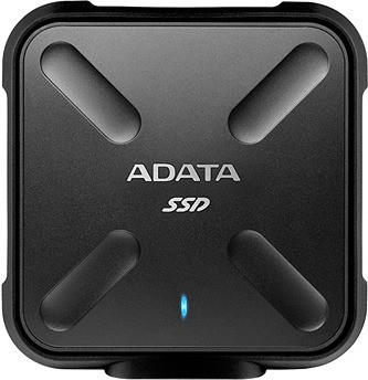 A-Data 512GB schwarz/gelb USB 3.1 (ASD700-512GU3-CYL)