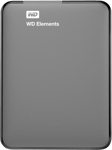 Western Digital Elements Portable 1.5TB USB 3.0 (WDBU6Y0015BBK-WESN)