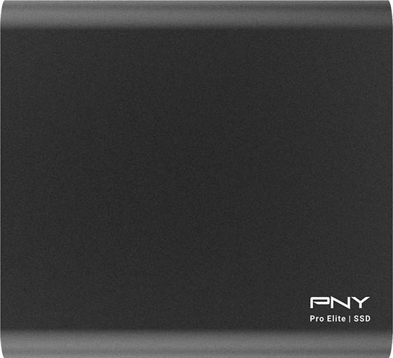PNY Pro Elite Type-C Portable SSD 250GB schwarz