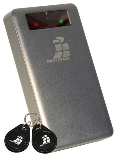 Digittrade RFID Security USB RS256 500GB