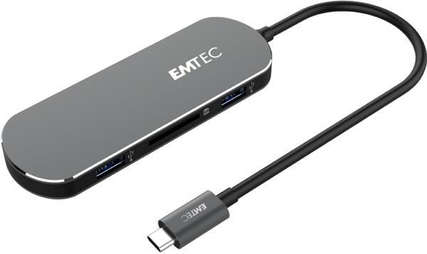 Emtec T650C Type-C HUB